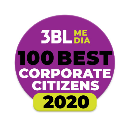 2020 CR Magazine 100 Best Corporate Citizens